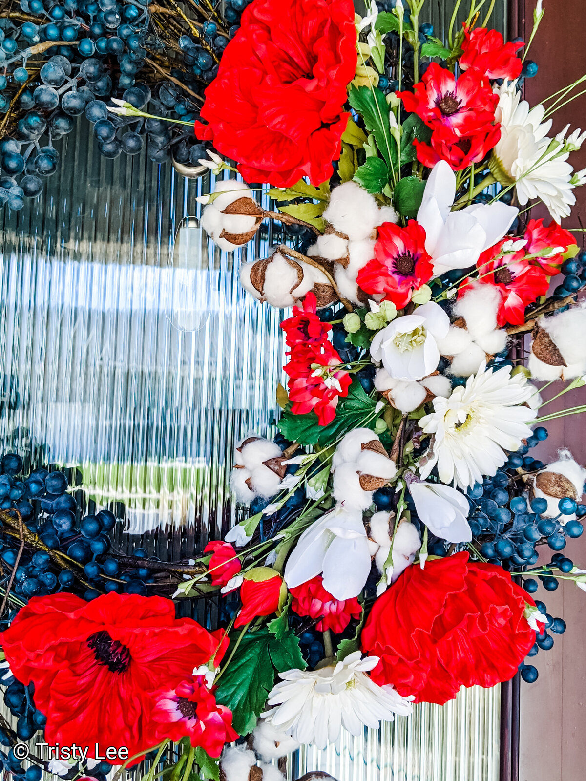 4th of July Wreath DIY