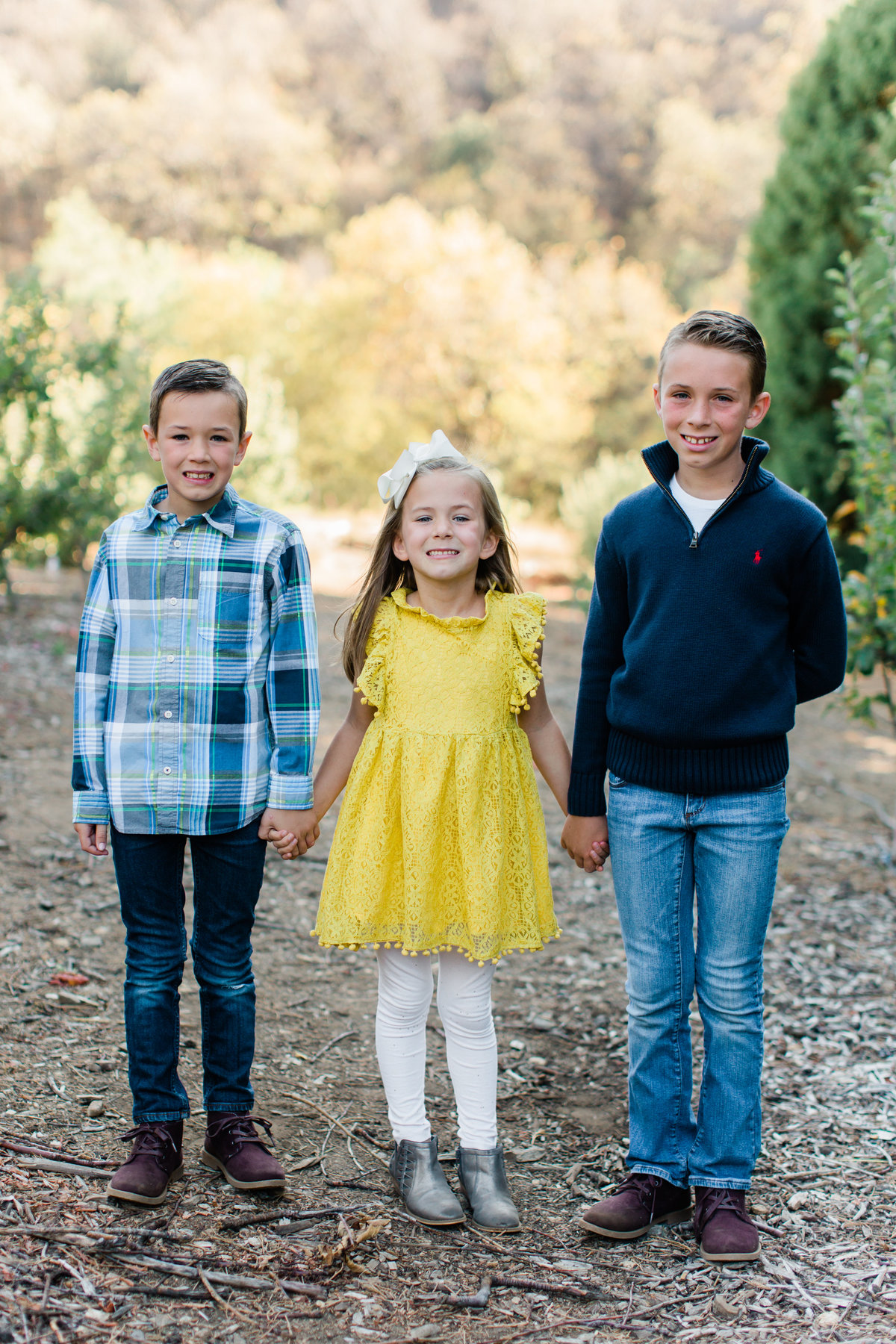 The Dahnke Family 2018 | Oak Glen Holiday Photographer | Katie Schoepflin Photography124