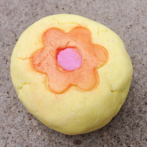 flower bubble bar