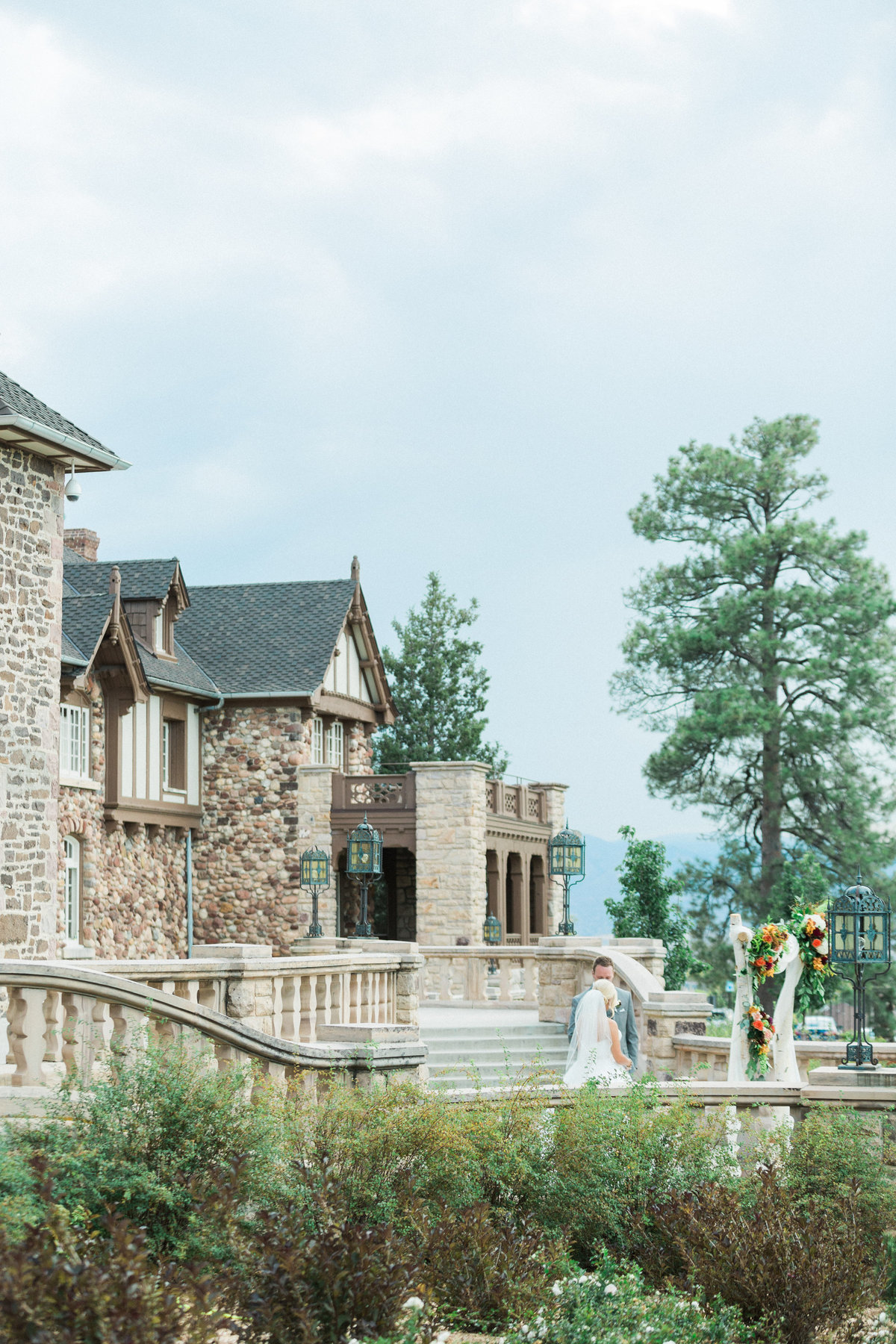 Highlands Ranch Mansion Wedding Photography