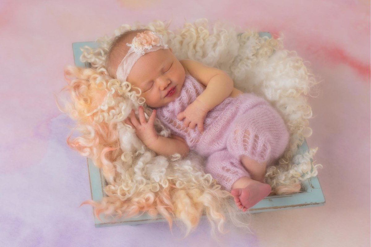 Baby Quinn W Newborn Baby Photos-1129