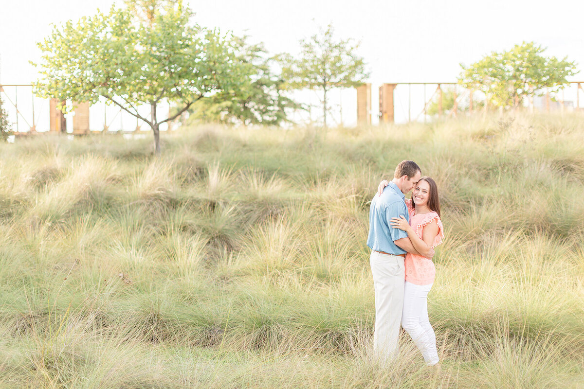 Birmingham, Alabama Wedding Photographers - Katie & Alec Photography Engagement Gallery 6
