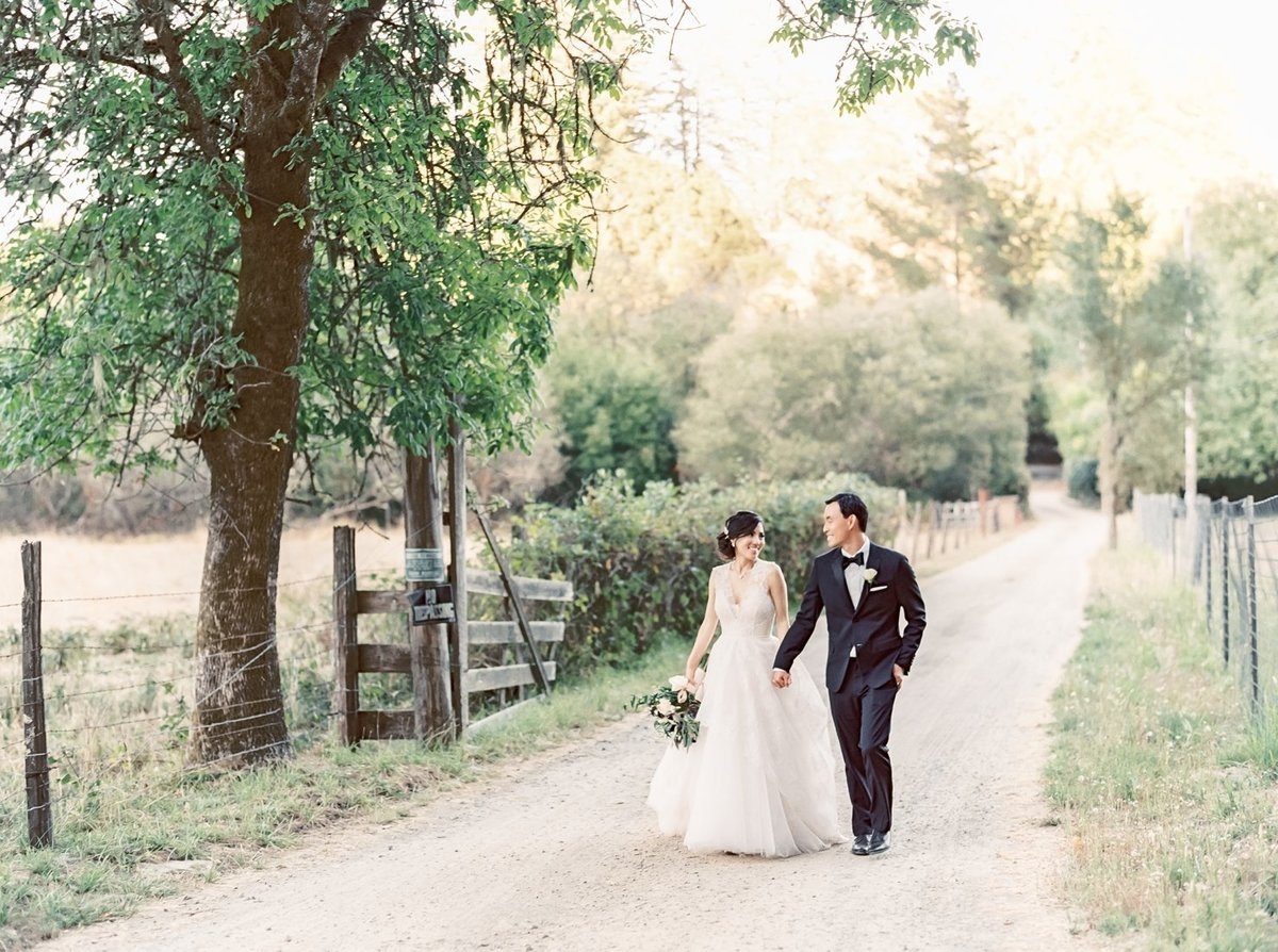California Romantic Fine Art Wedding Photography at Chenoweth Woods \ Northern California Film Wedding Photographer_0192