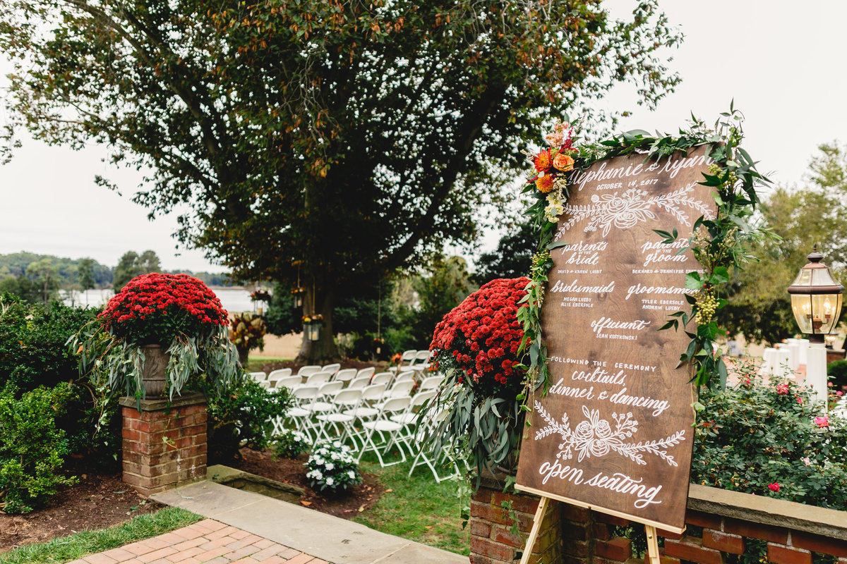 Maryland Wedding Photographer Brittland Manor Ceremony Tented Reception 110
