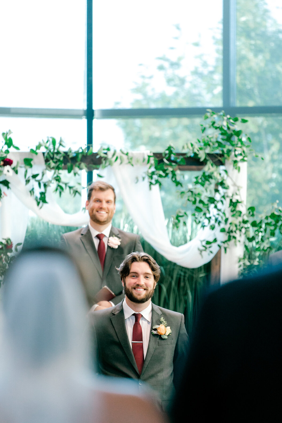 Kaylee & Michael's Wedding at Watermark Community Church | Dallas Wedding Photographer | Sami Kathryn Photography-105