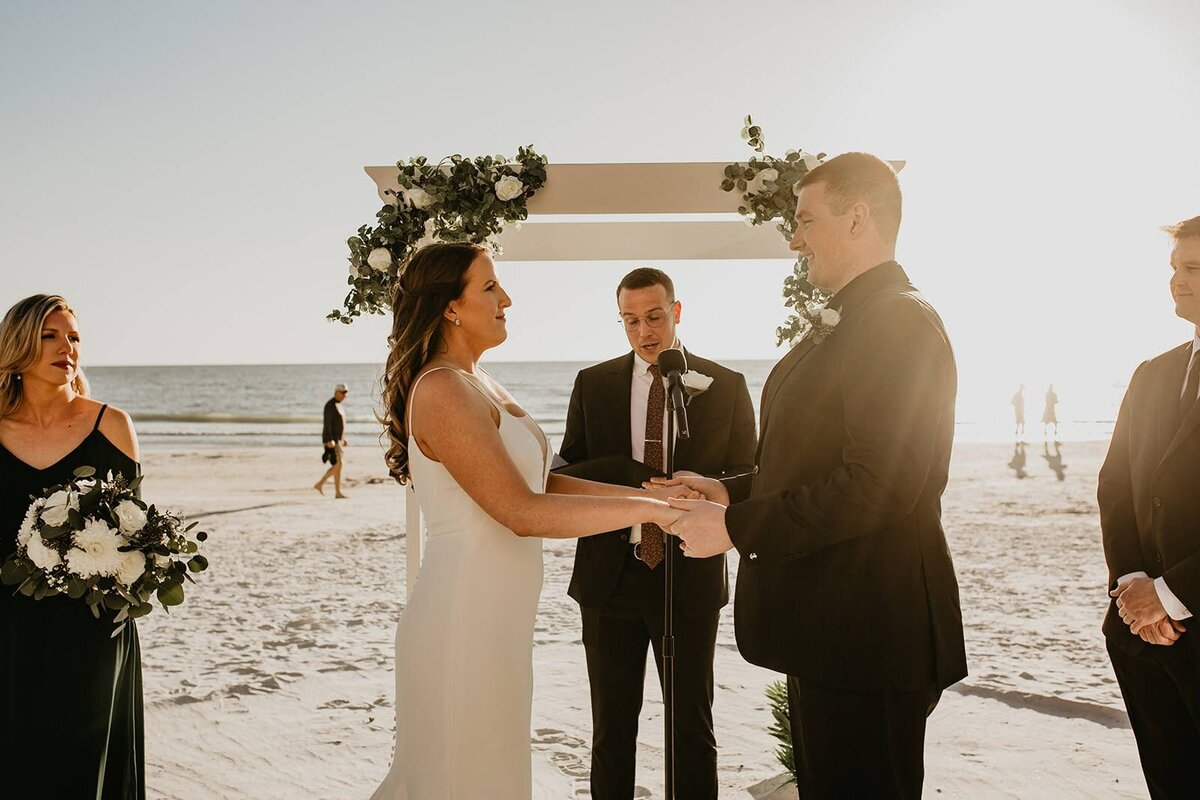 Double Tree North Redington Beach Florida-Wedding-Brittany and Bruce355