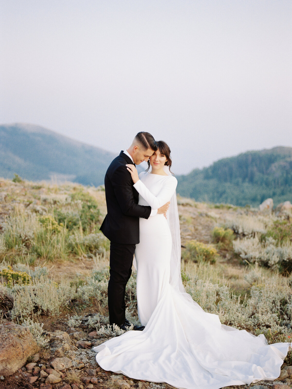 Kylie and Mitch Utah Bridal Session 66