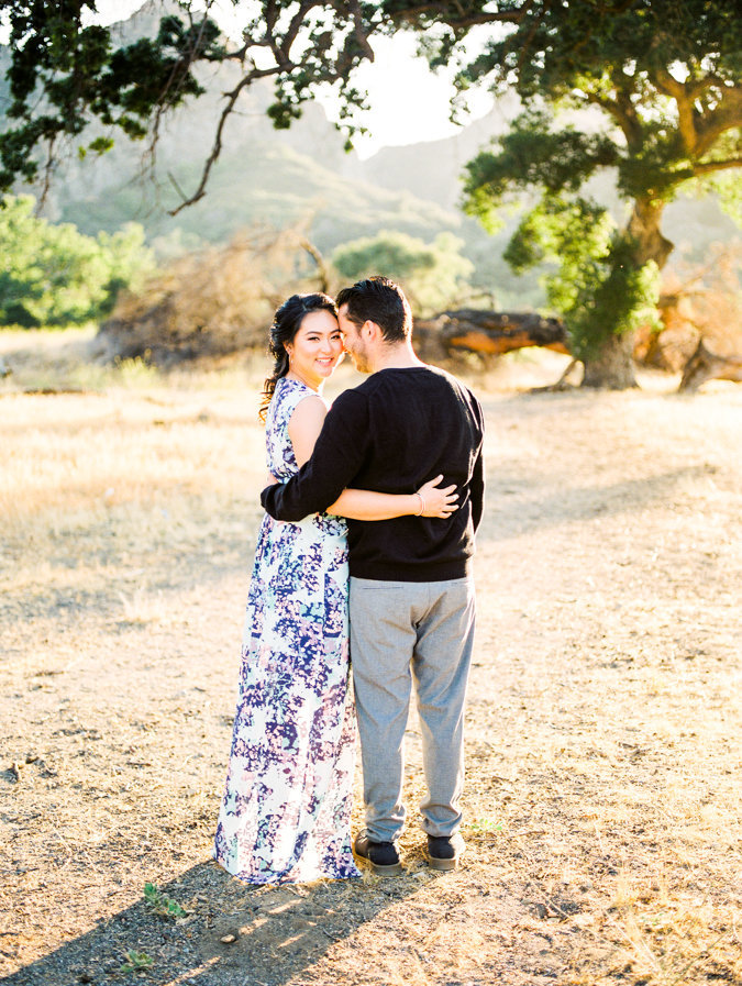 006_Mandy & Justin Engagement_Malibu California_The Ponces Photography