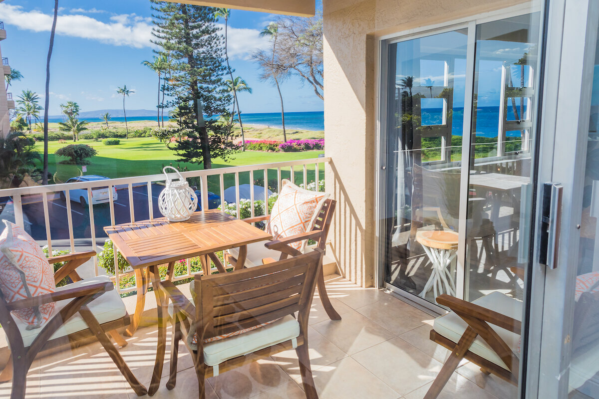 Maui Real Estate Photography -  view