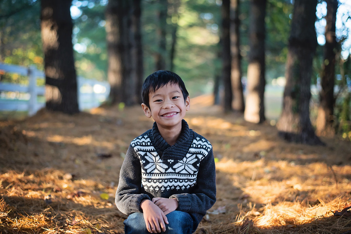 Children's portraits at Avenel Local Park in Potomac by Sarah Alice Photography 3