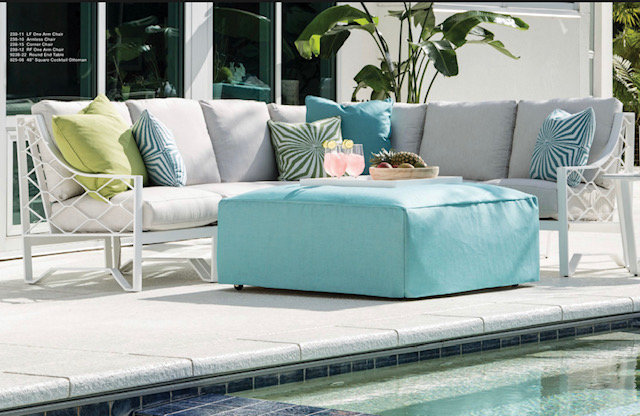 Sectional Sofa for Outside