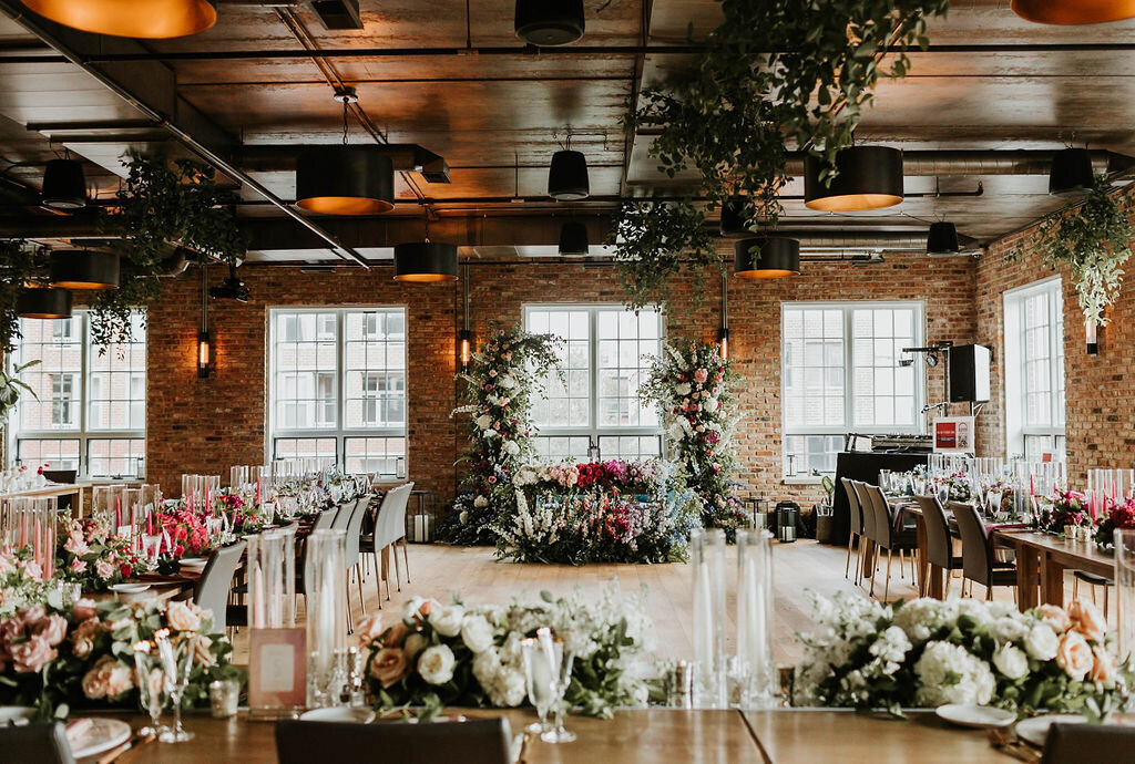 Loft Lucia Chicago Ombre Wedding_15