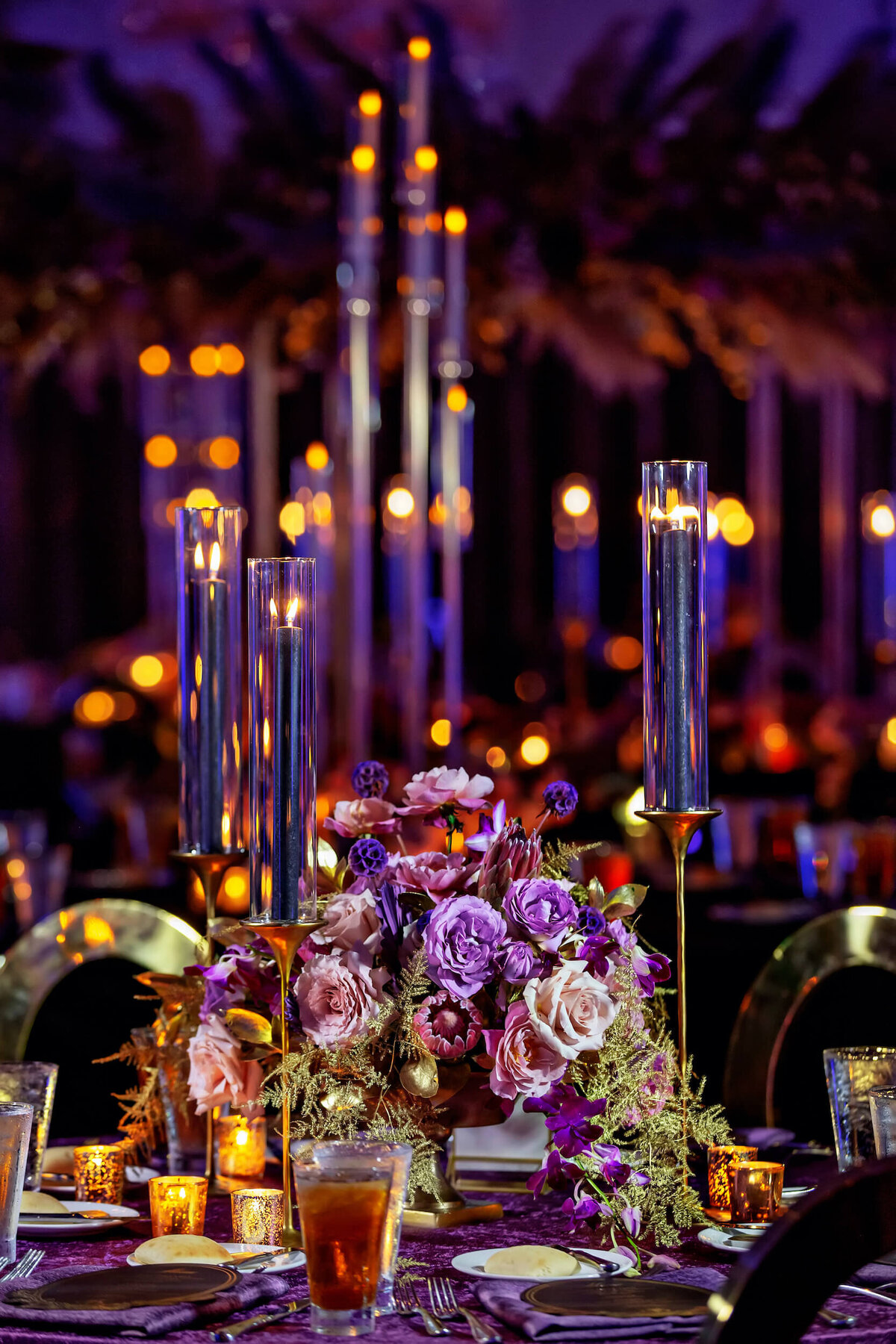 Luxe & Moody Wedding14