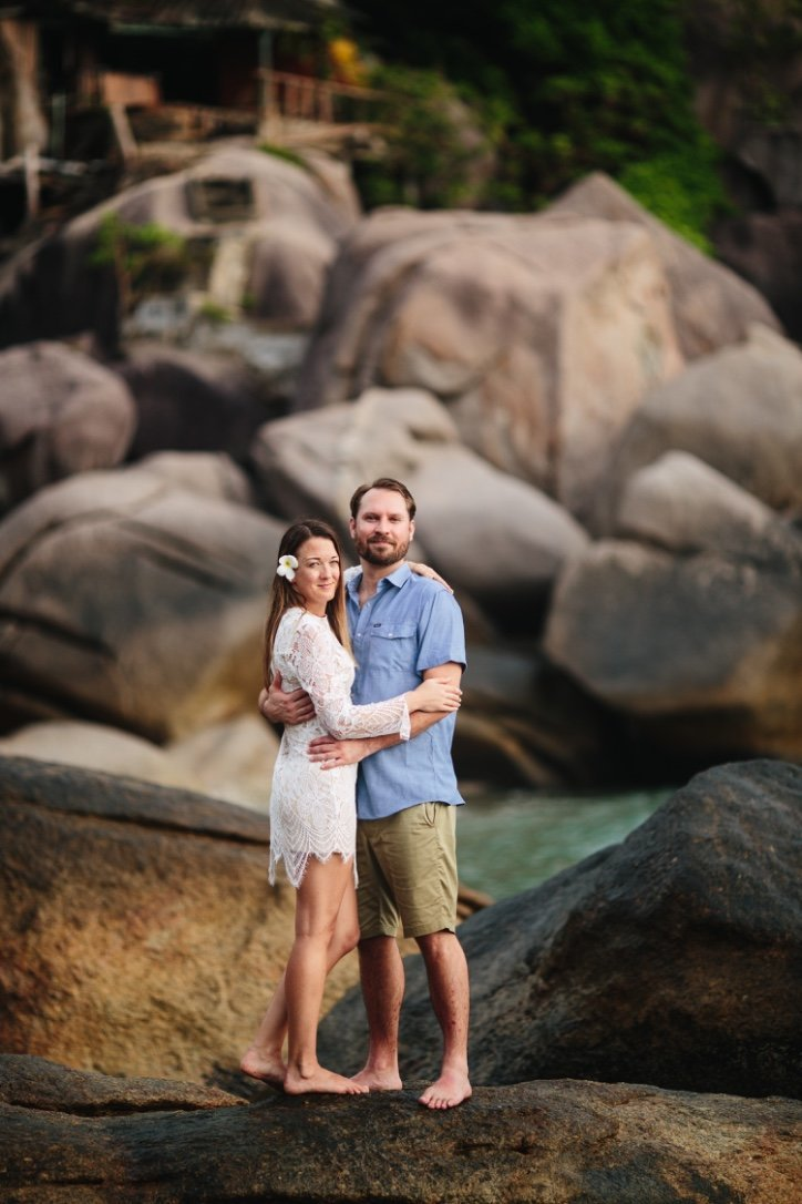 Koh Tao Wedding Thailand  | Forever Lovestruck | N&J_4