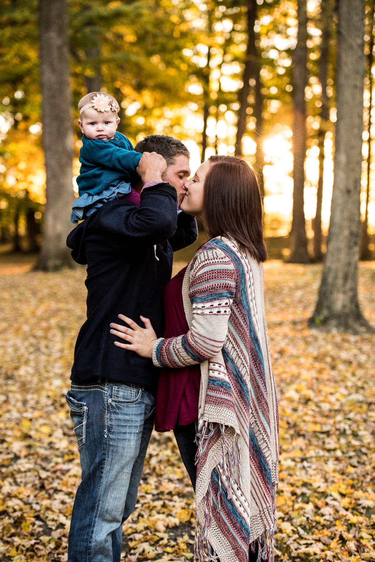 Ybbil Photography - Michigan Fall Engagement-