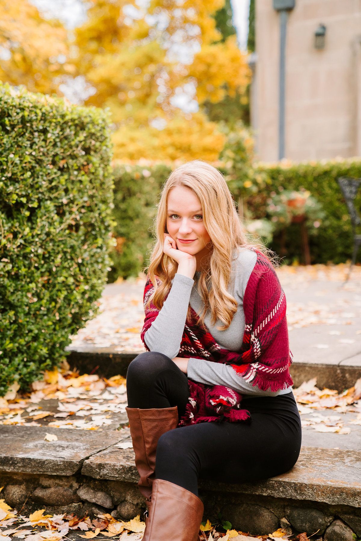 high school senior greencrest manor battle creek MI
