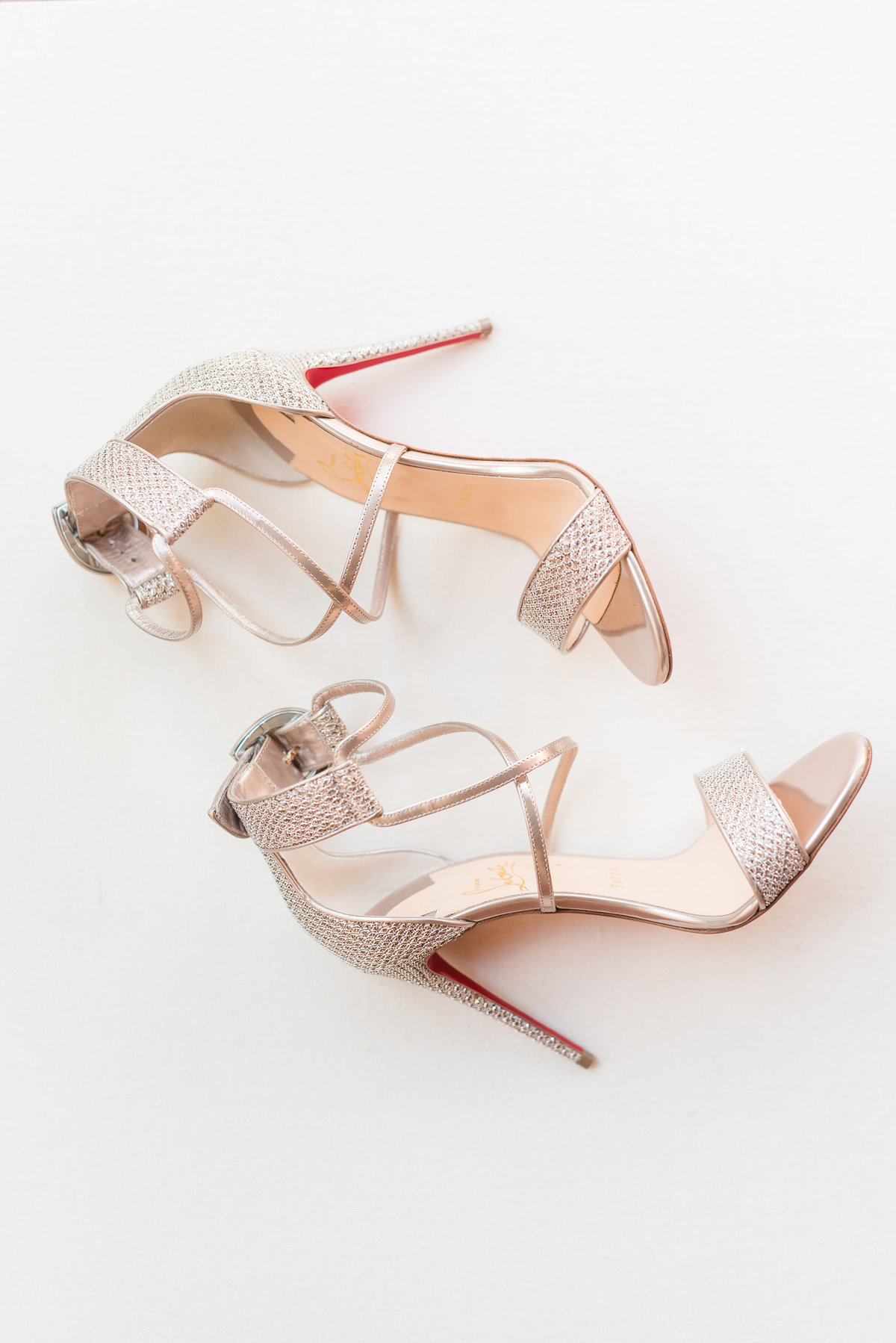Louboutins Detail Shoes