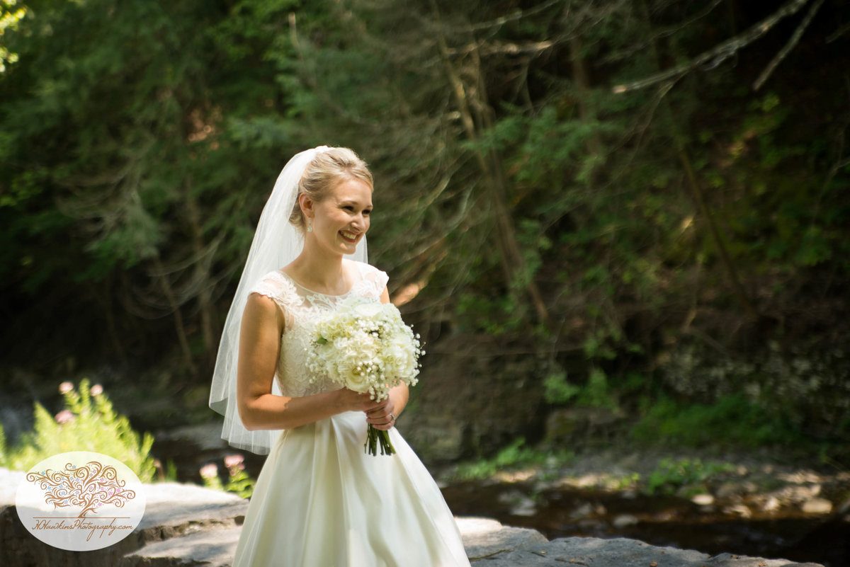 Robert Treman State Park Ithaca NY Wedding First Look-3