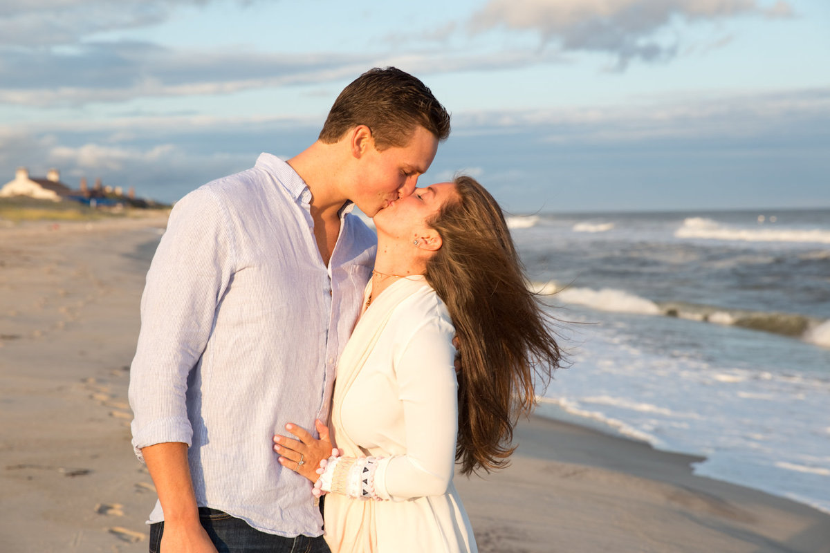 Hamptons Engagement Photography