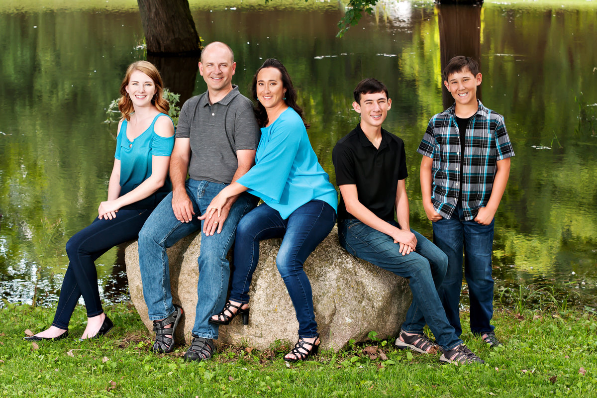 michigan family portrait photographer