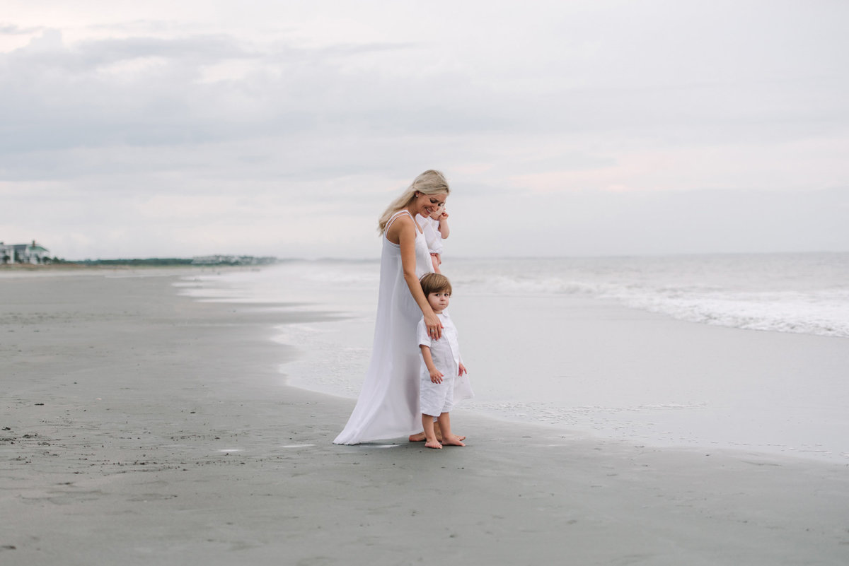 Debordieu Colony Beach Family Photography in Georgetown, South Carolina