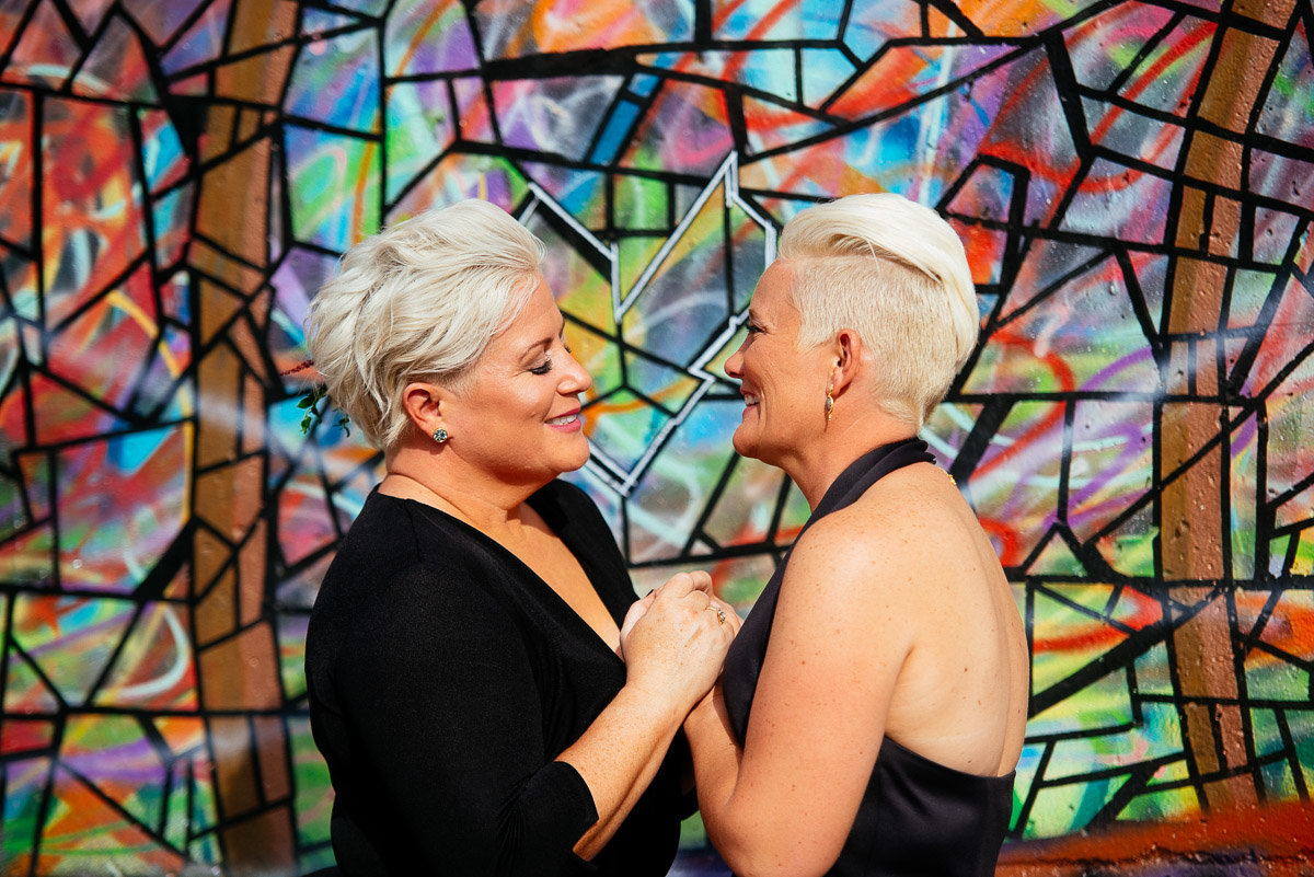 LGBTQ+ friendly wedding photographer in St. Louis