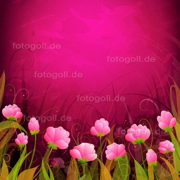 FOTO GOLL - HEART CANVASES - 20120119 - Garden Of Love_Square
