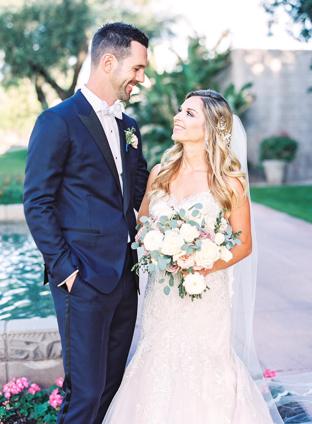 Arizona Biltmore Wedding - Mary Claire Photography-31