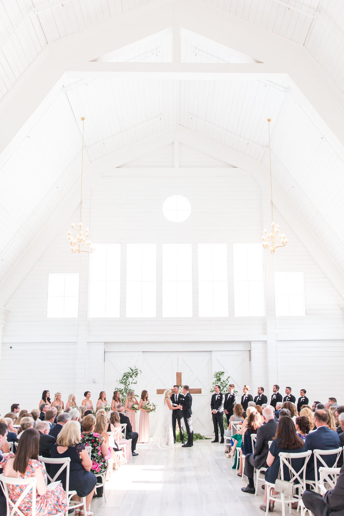 Katie & Nick Wedding at The Nest at Ruth Farms | Sami Kathryn Photography | DFW Dallas Wedding Photographer-76