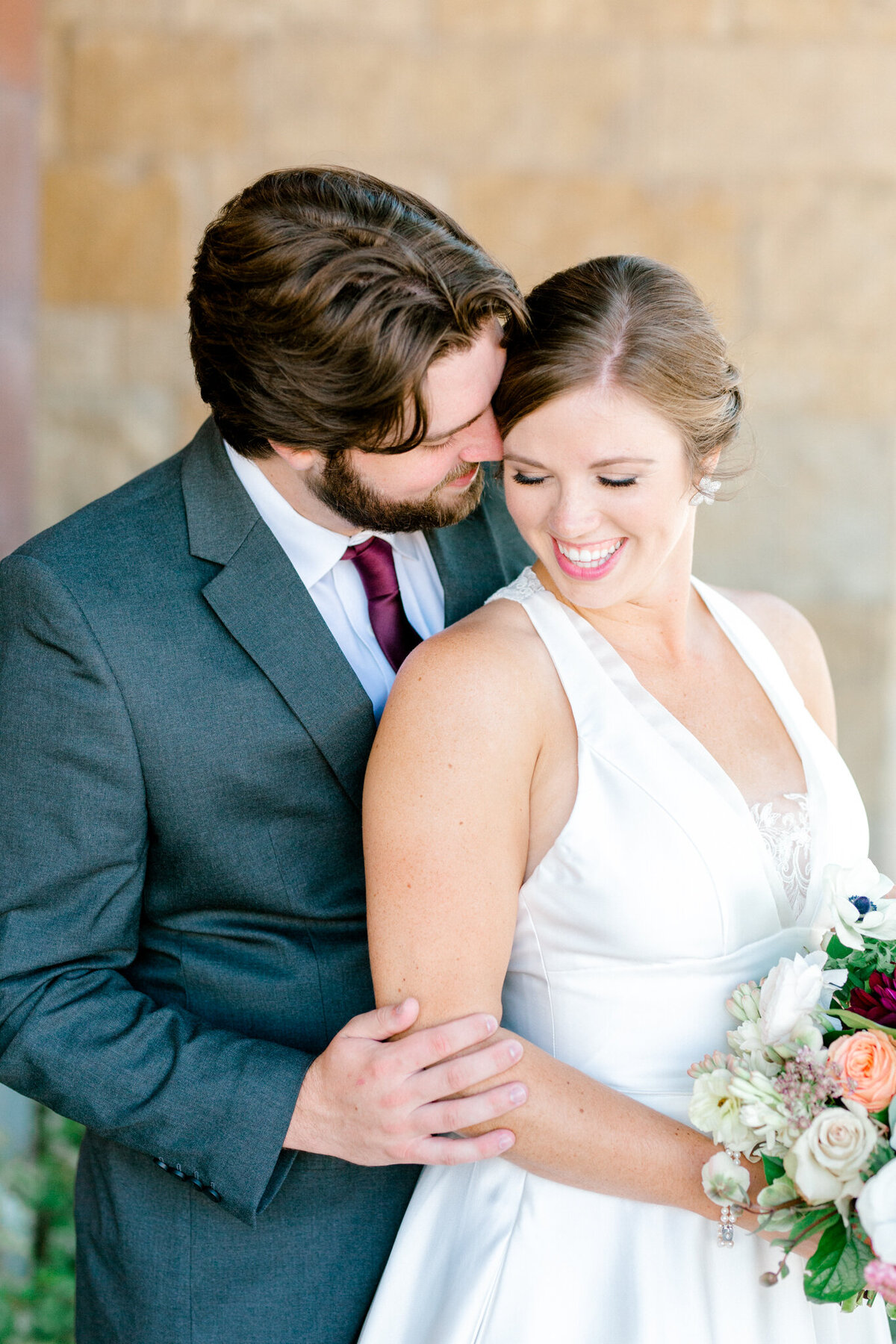 Kaylee & Michael's Wedding at Watermark Community Church | Dallas Wedding Photographer | Sami Kathryn Photography-18