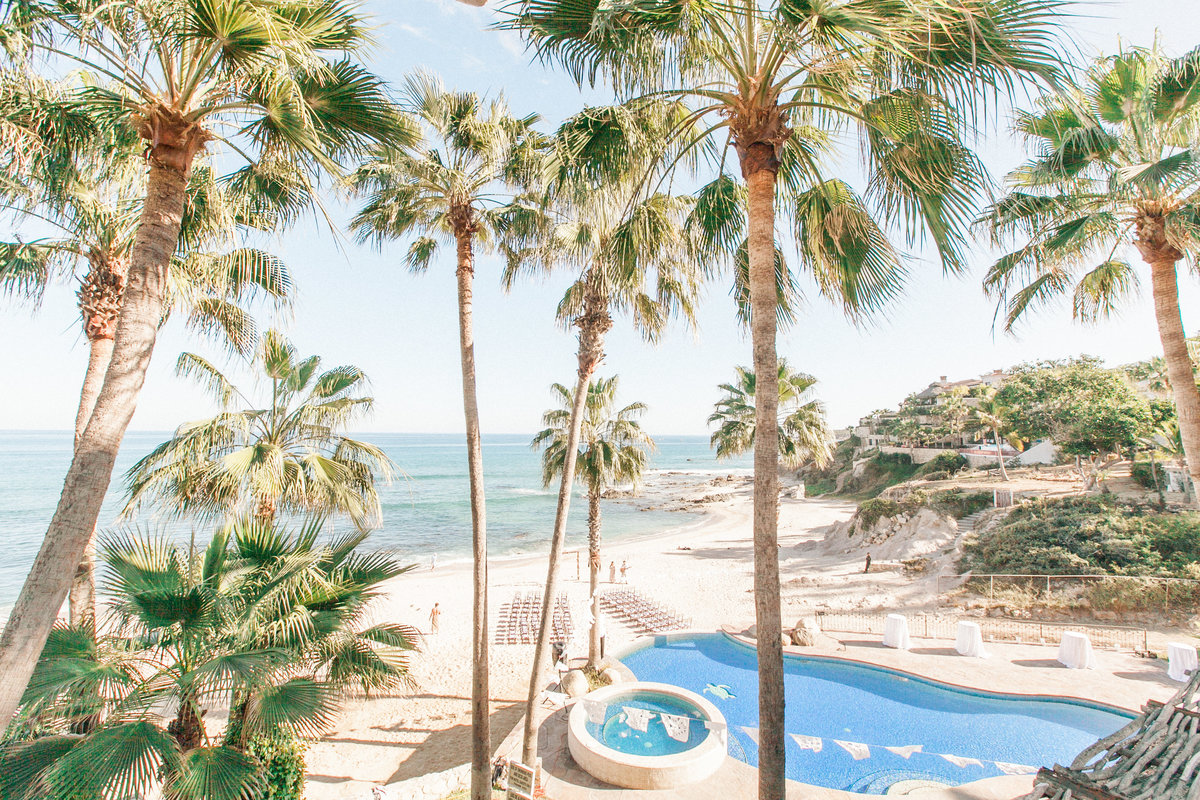 Cabo Surf Hotel Beach Wedding Venue