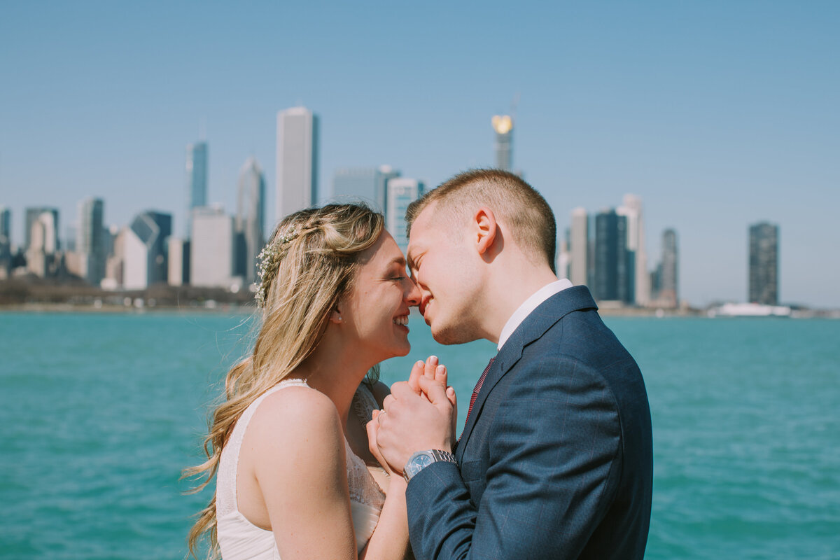 Emma  Vukasin Courthouse Wedding in Chicago March 2019 (305)