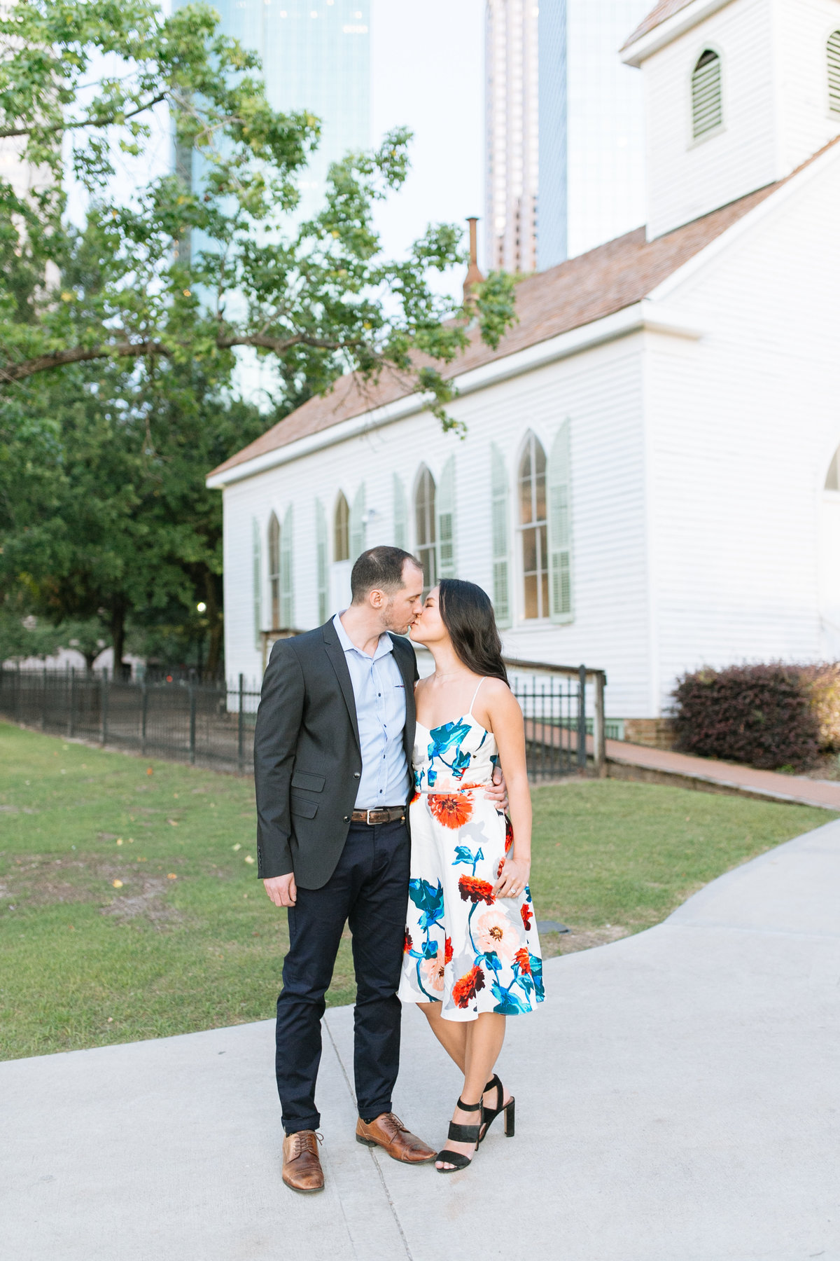Cathy and Nico | Houston Engagement Portraits | Smith House Photography | Houston Wedding Photographer-118