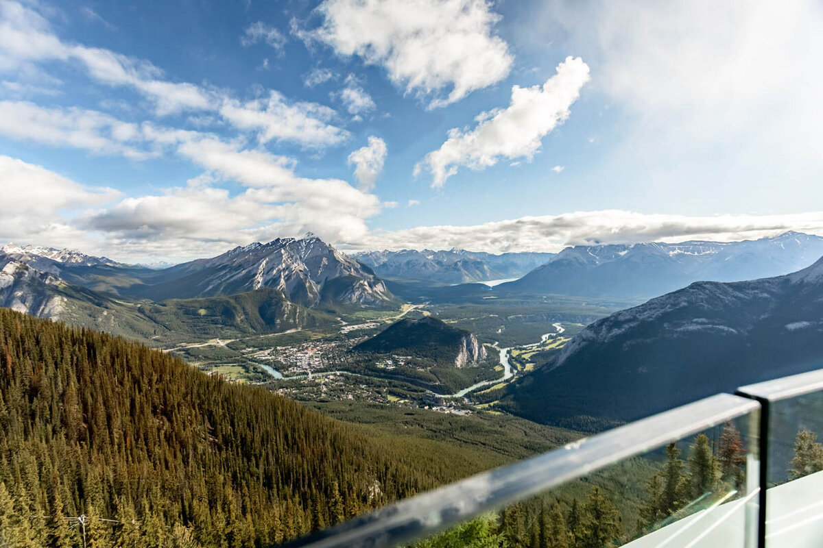 Banff Wedding Venue - Banff Gondola & Sky Bistro-7