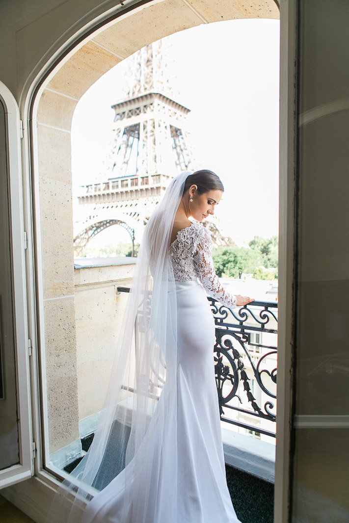 luxury wedding paris