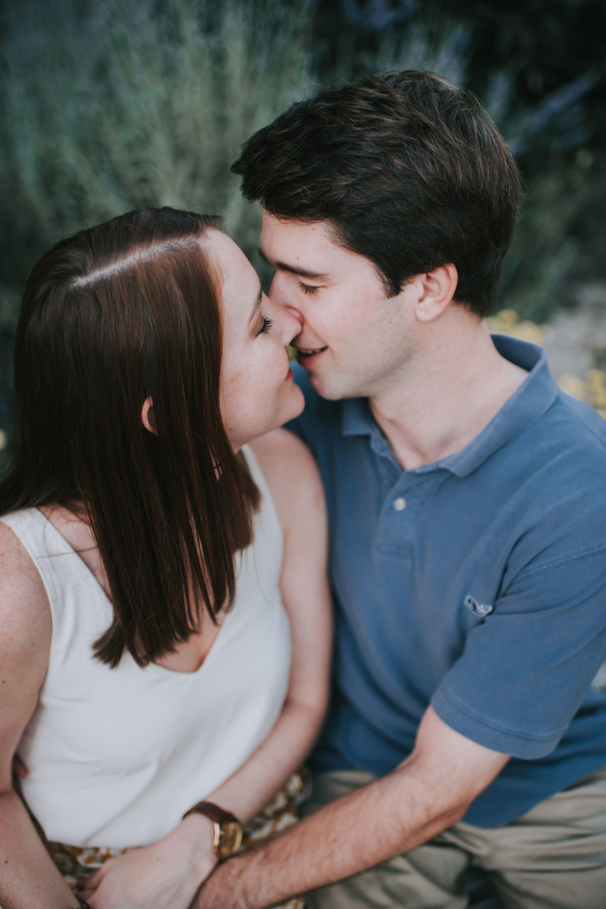 Longwood Gardens Engagement MLE Pictures-3