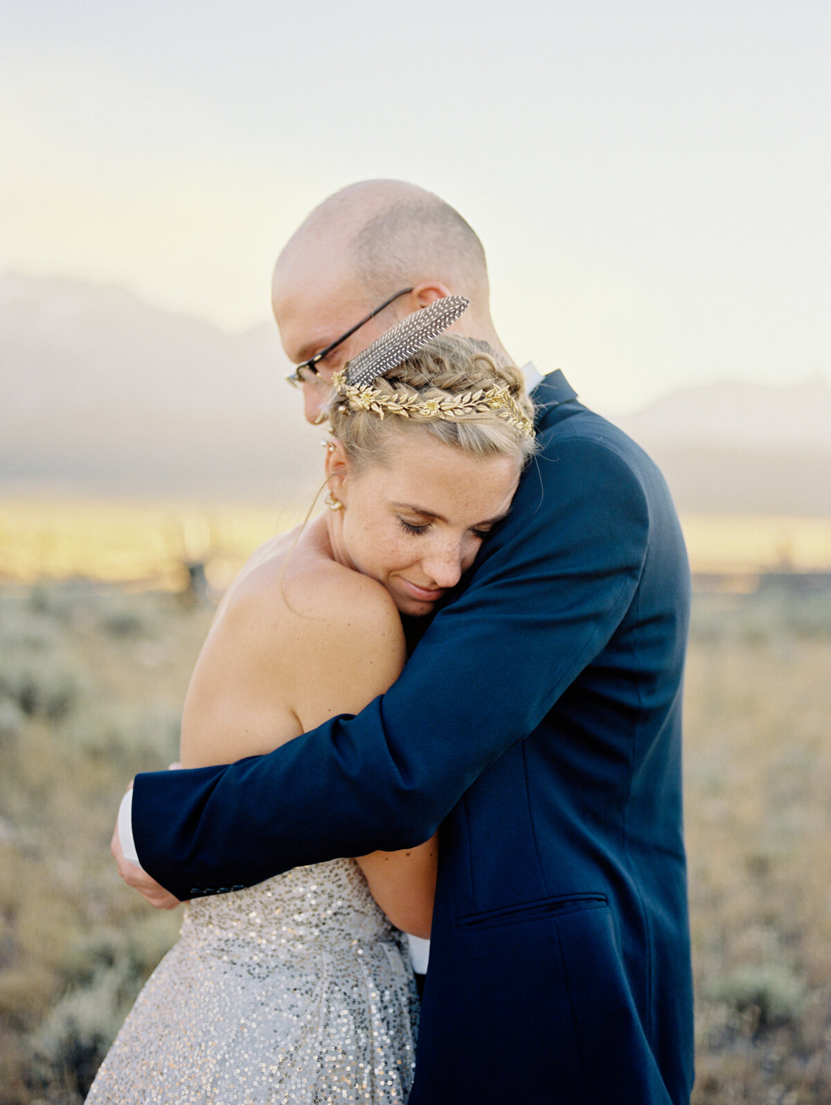 Olive and Alex Wedding_Stanley Idaho 475