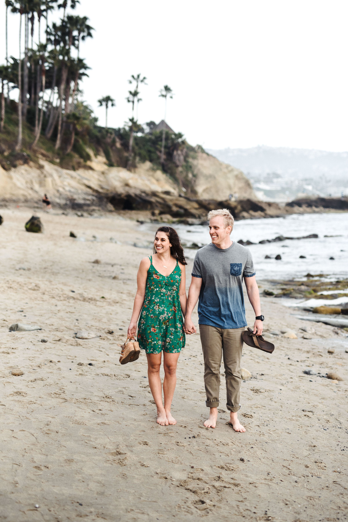 Laguna Beach Engagement Session - 037