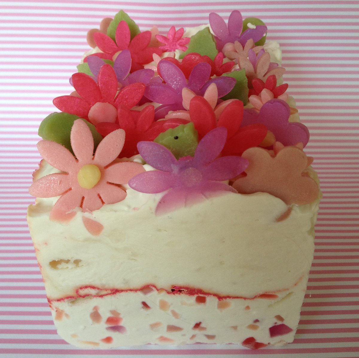 flower garden combination cpmp soap