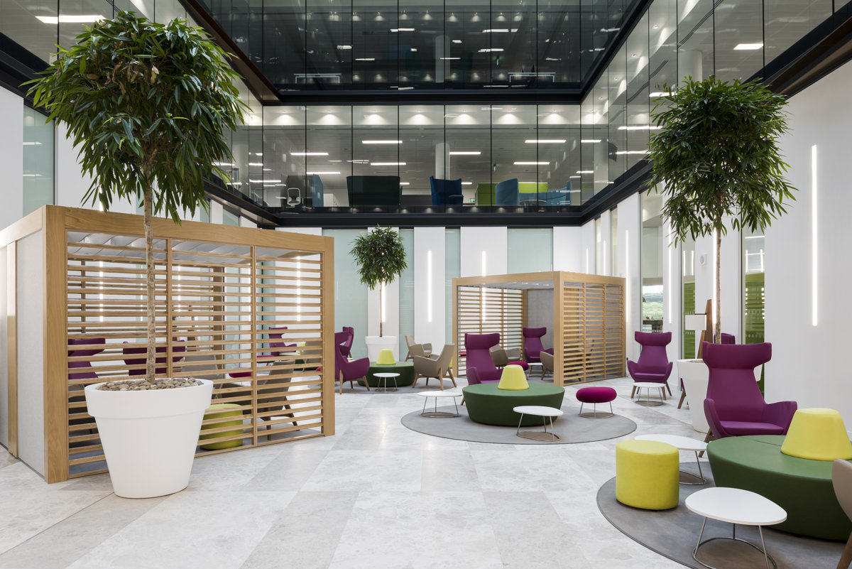 office interior commercial photographer london