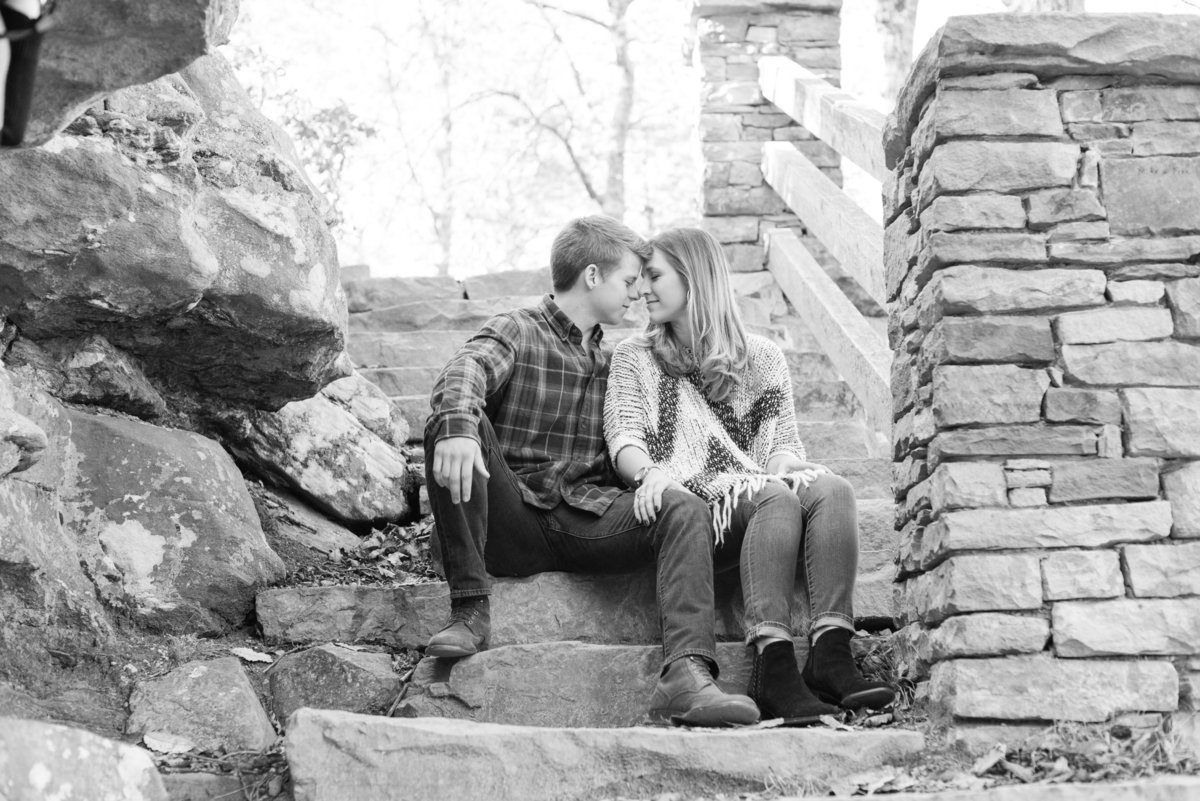 Pilot_Mountain_NC_Engagement_Session0017