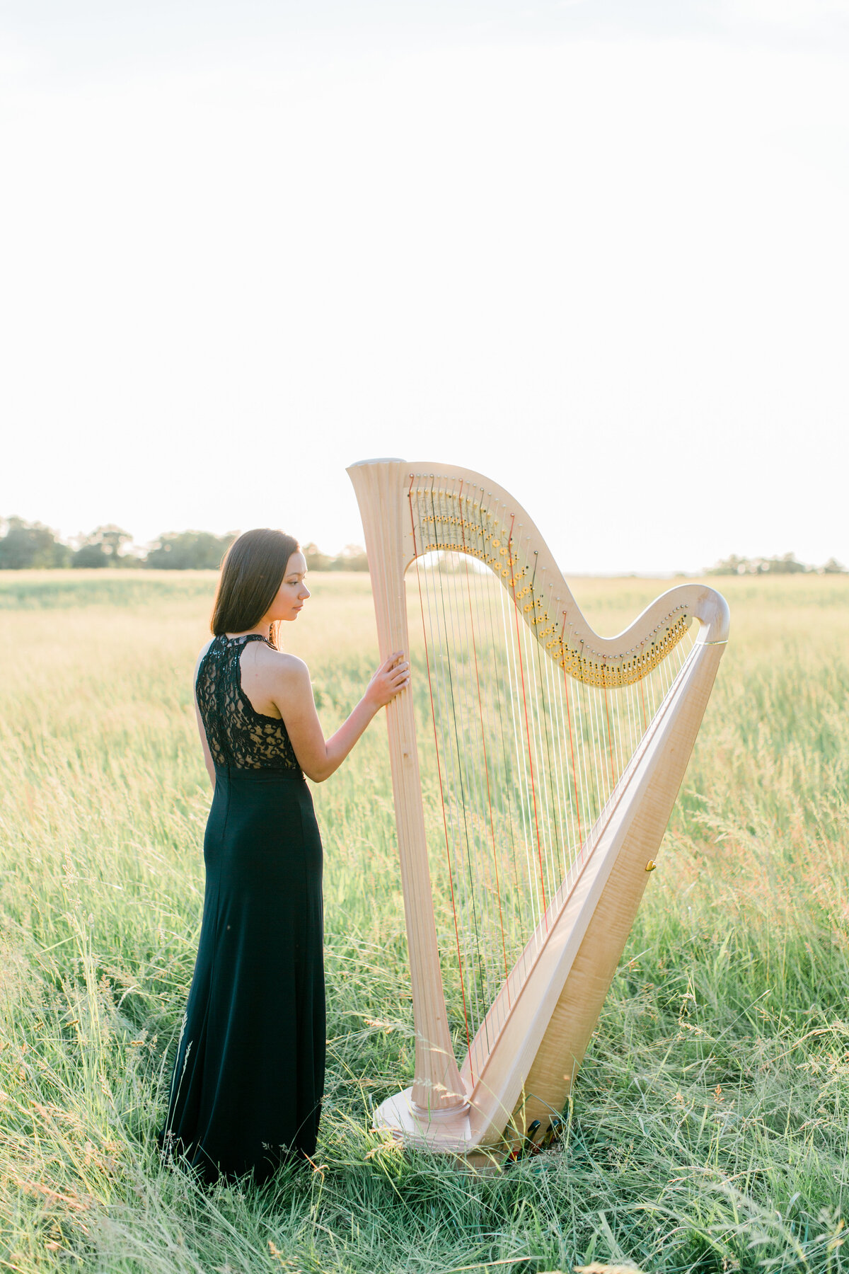 Virginia_Senior_Session_Musician_Harp_Photography_Angelika_Johns_Photography-9416