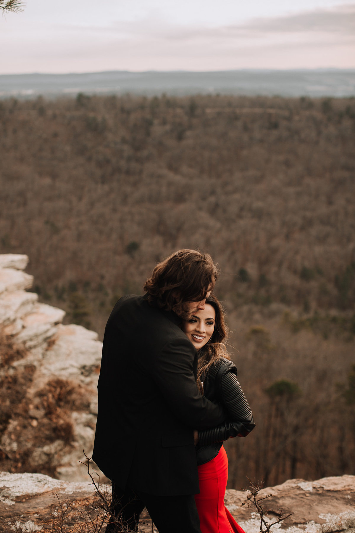 fernanda-and-great-petit-jean-state-park-arkansas-adventerous-couples-engagement-session-43