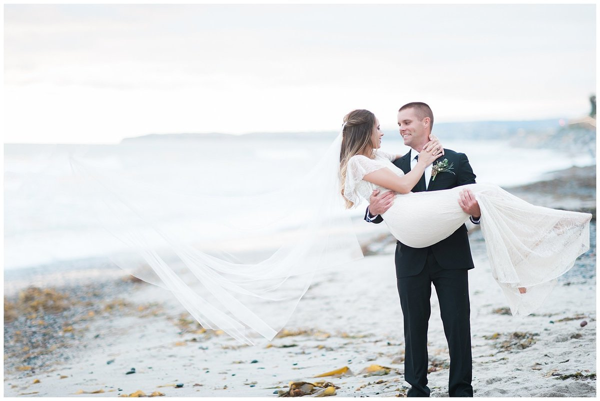 san clemente beach wedding elopement whimsical dreamy soft light socal photo038