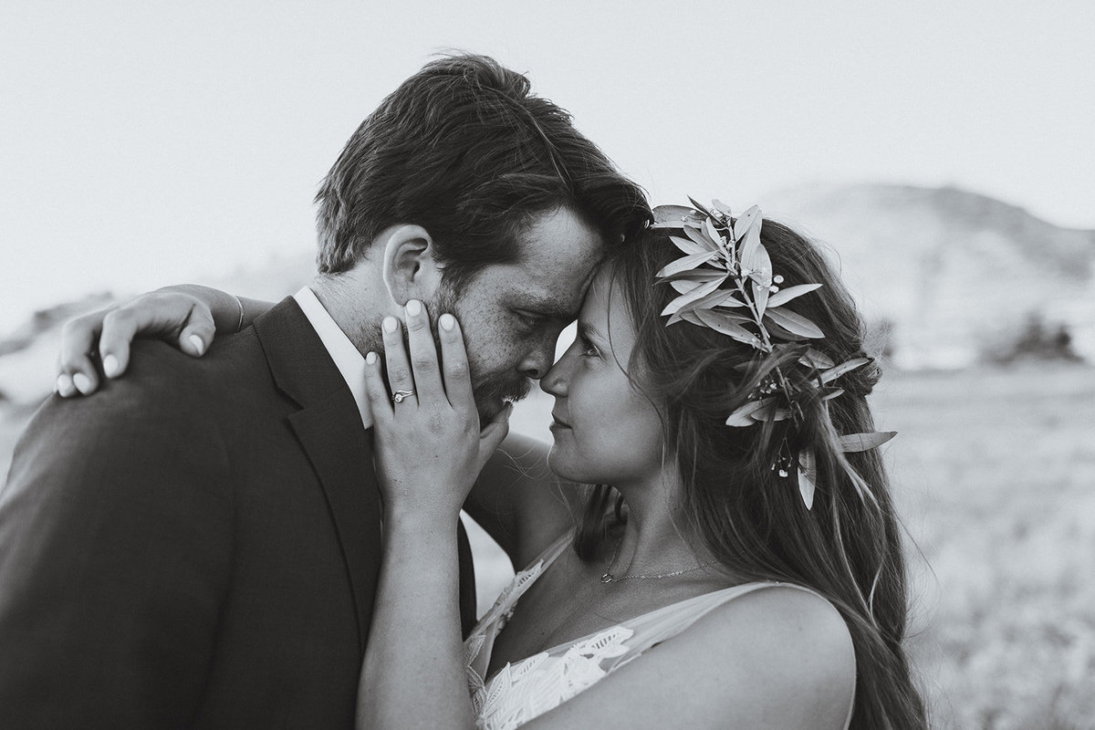 santa barbara ranch wedding 1