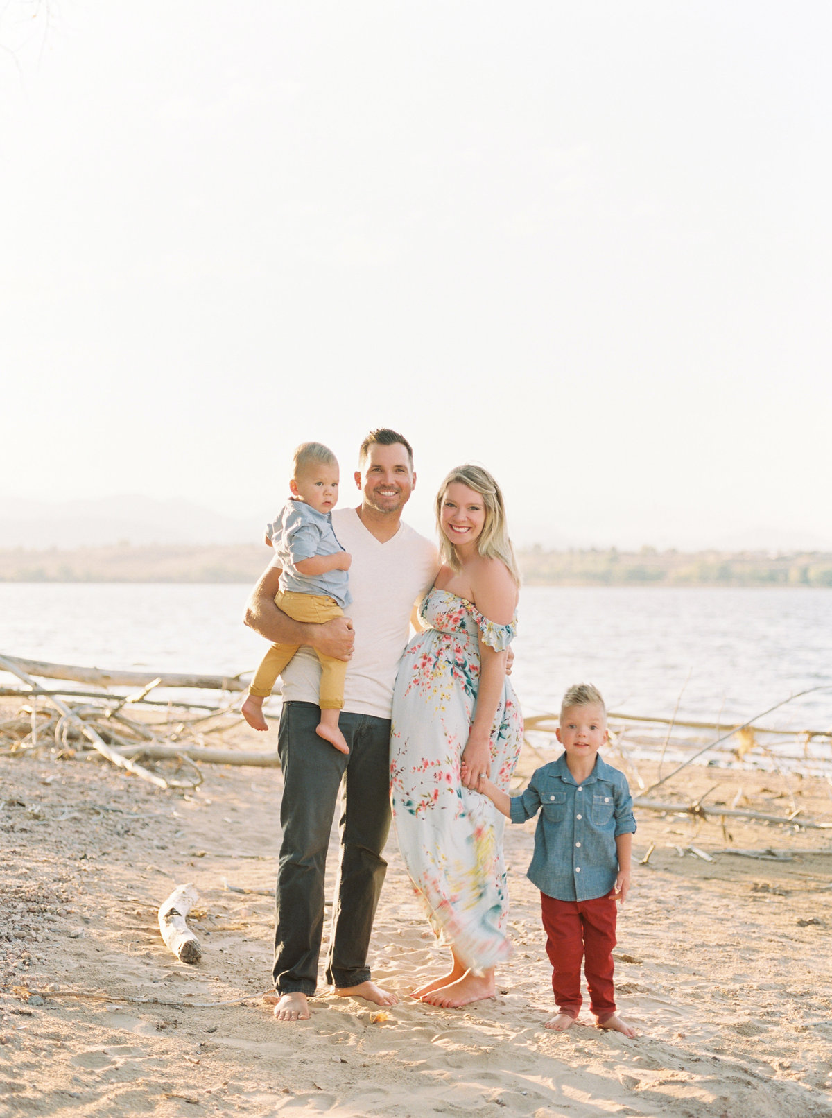 Littleton Colorado Family Maternity Photographer