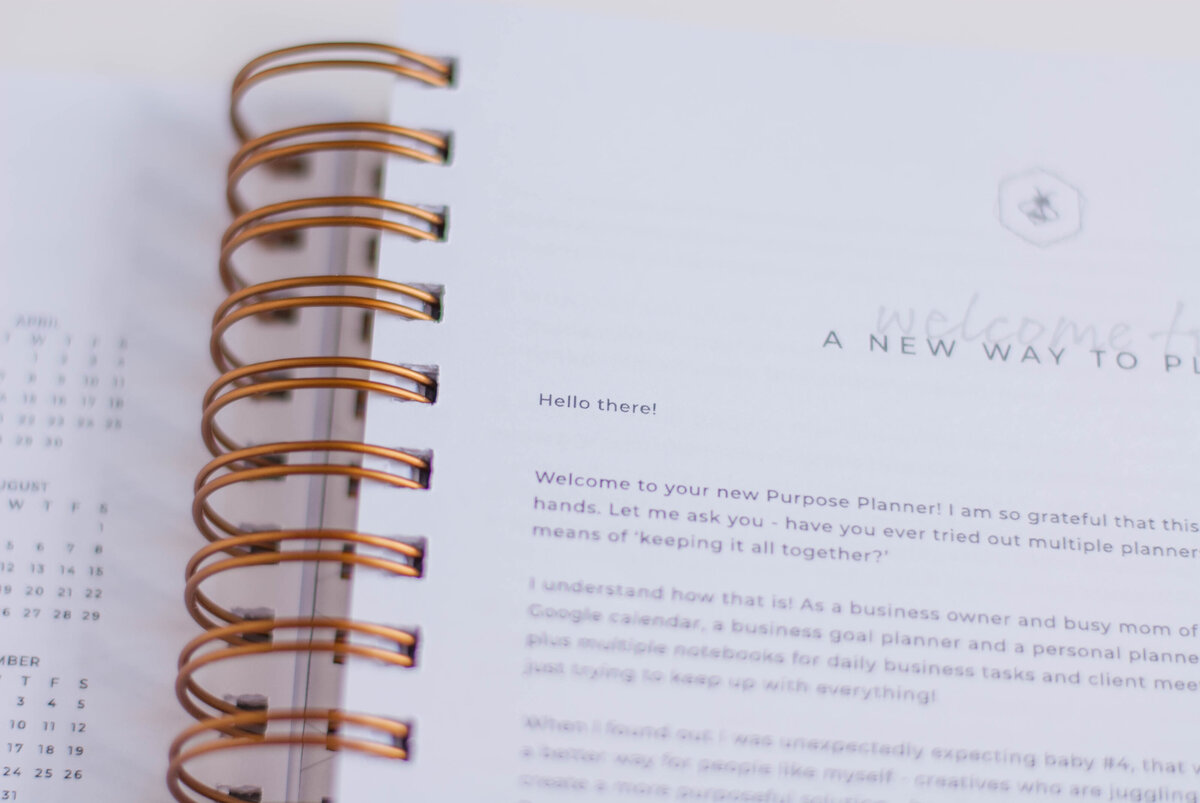 Purpose Planner 2020 Product Photo-7