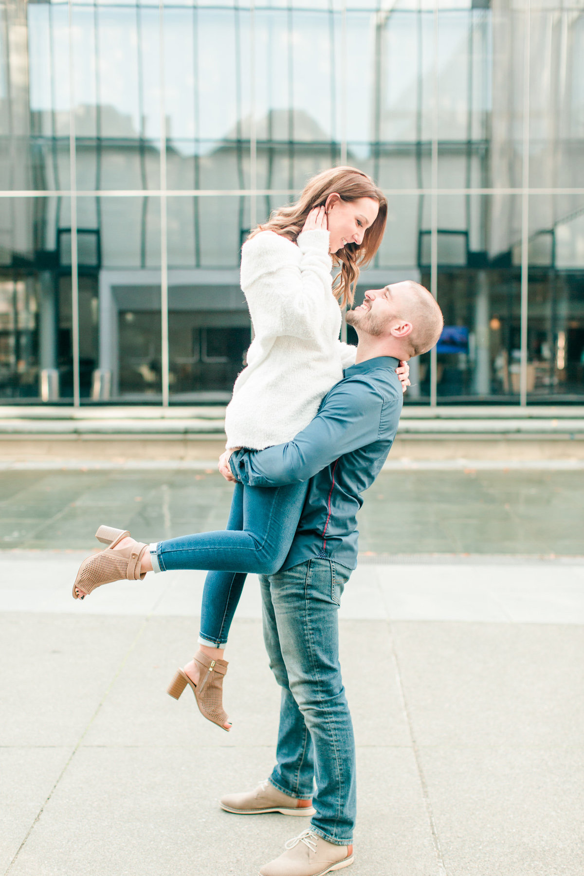 Downtown Seattle Engagement Session_0037