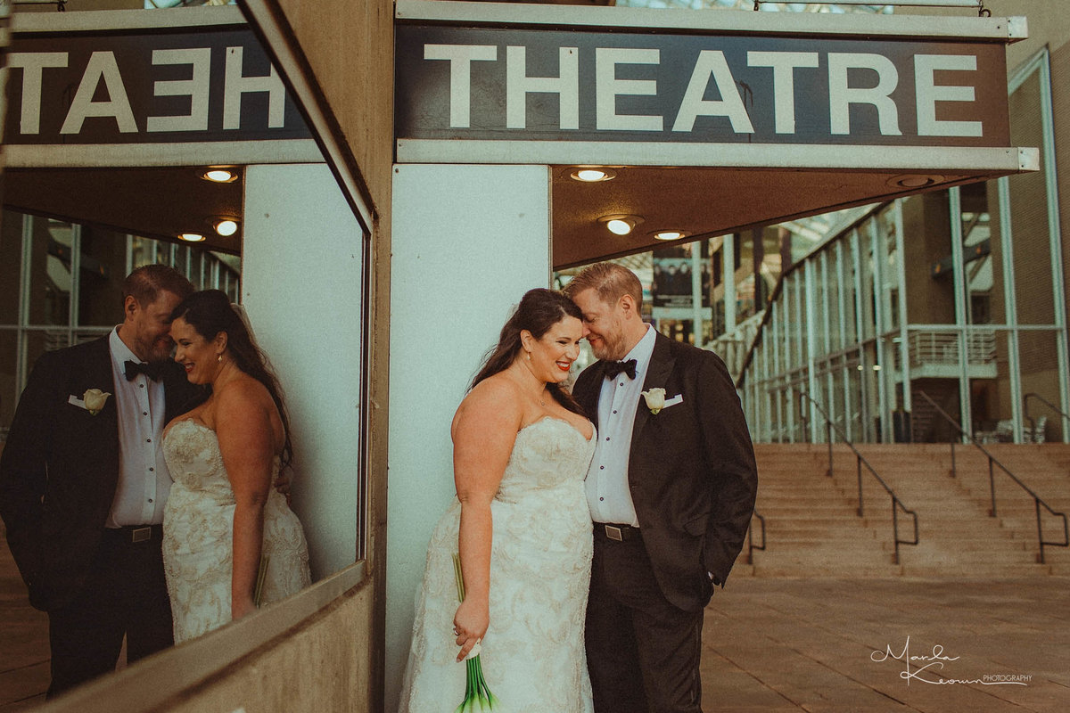 Denver Performing Arts Center Wedding Ceremony-6