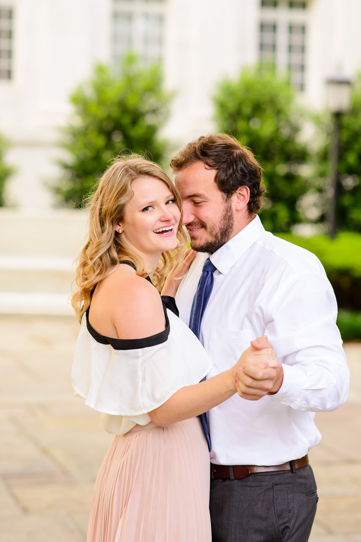 DC Sunrise Engagement Session-DAR Constitution Hall (25)